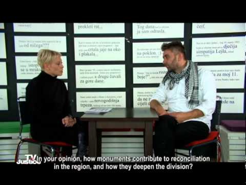TV Justice Magazine I Episode 46: Monuments Provoke Divisions and Incite Hatred in the Balkans
