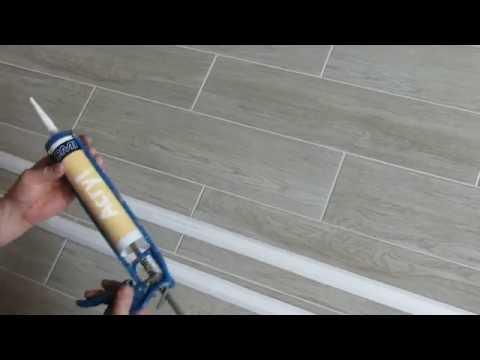 Relativ Styropor Deckenleisten im Badezimmer anbringen. - YouTube DC69