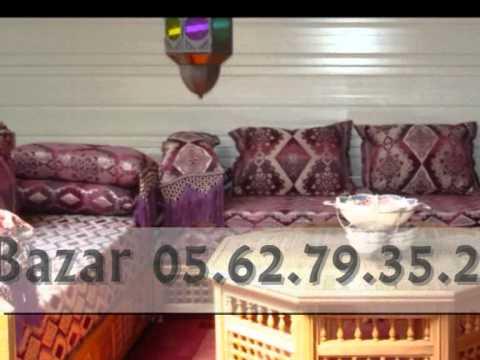 Mondial Bazar, salon marocain pas cher toulouse