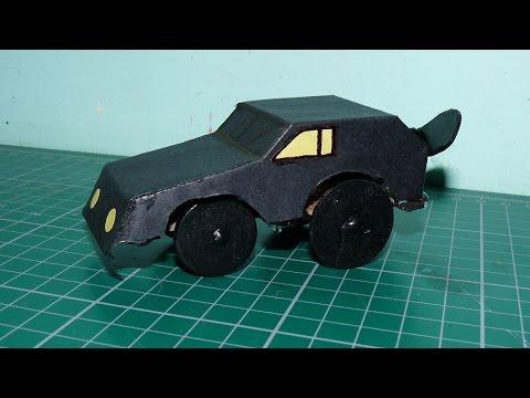 how to build a mini hovercraft