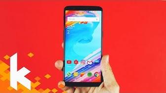 Wieder ein Flaggschiff-Killer: OnePlus 5T Review!