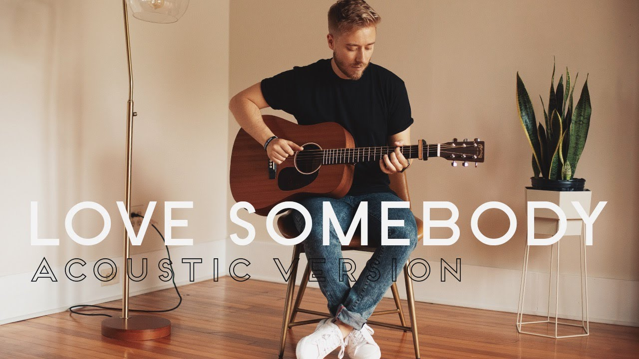 Download Lauv - Love Somebody (Acoustic Cover by Jonah Baker)