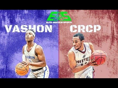 Vashon Basketball Battles For District Championship against