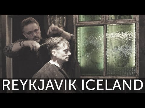 Haircut Experience At Hárskeri Almúgans - Common Joe's Barbershop | Reykjavik, Iceland