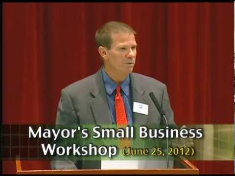 MAYOR SANTORO'S SMALL BUSINESS WORKSHOP