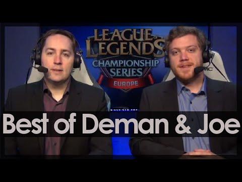 Best of Deman & Joe Miller 2014