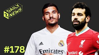 Liverpool's 129 year EMBARRASSING RECORD! + Houssem Aouar transfer to Real Madrid!