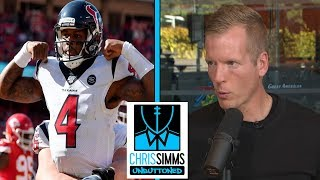 Houston Texans vs. Kansas City Chiefs: Week 6 Game Review | Chris Simms Unbuttoned | NBC Sports