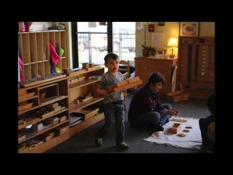 Greensboro Montessori School presents the 45 Layout