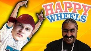 Happy Wheels - Пикап Фрост - Тачка На Прокачку - № 23