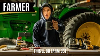 Day In The Life Of A 20 Year-Old Farmer | This'll Do Farm Vlog 031
