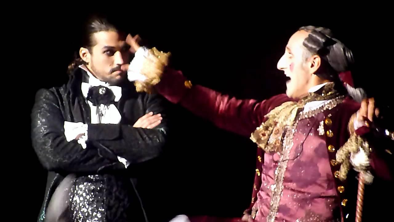 Mozart L'opera Rock cosplay - Salieri by Segda on DeviantArt
