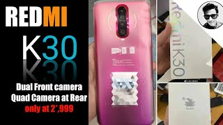 REDMI K30 QUAD CAMERA PHONE   COMING SOON 🔥   Every Details in Hindi