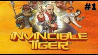 INVINCIBLE TIGER: The Legend of Han Tao (2013) LET
