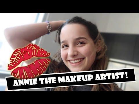 Annie The Makeup Artist 💋 (WK 377.5) | Bratayley