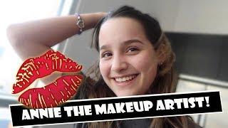 Annie The Makeup Artist  WK 377.5 Bratayley