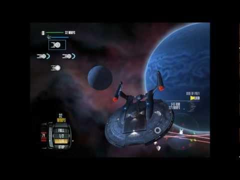 Star trek Legacy walkthrough part 5 Stirring the Hive