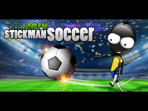 stickman soccer 2014 gameplay 3