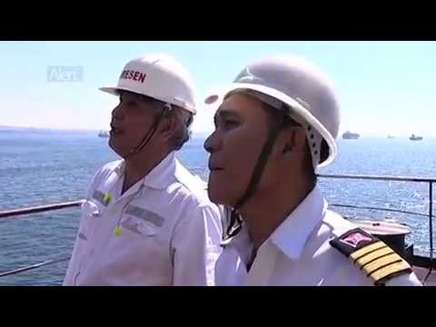 14 Communication  (Video Training for seaman )