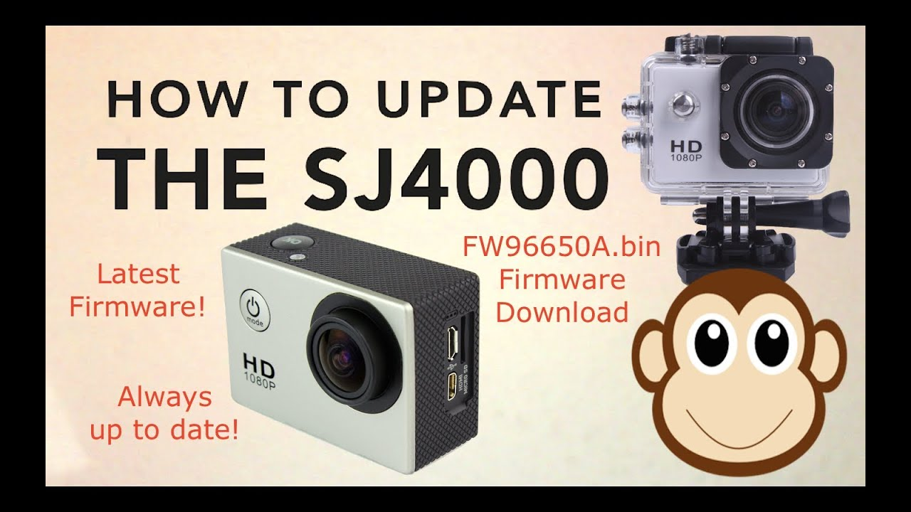 Instructions on how to set up a sjcam sj 4000 - Tutorial Firmware Update Downgrade Sjcam Sj4000 Deutsch Gesprochen English Subtitles Youtube