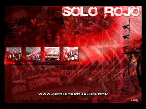 Rojo no me falles !!! Cumbia del Rojo - BRS - La Hinchada de los Cantos