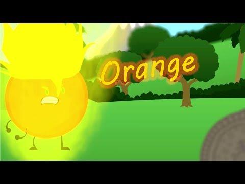 Object Illusion   Best of Orange