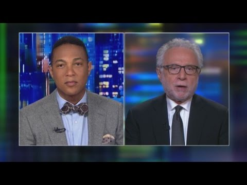 Wolf Blitzer on Roots: 'It became a labor of love'