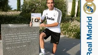 Dani Carvajal, new Real Madrid player