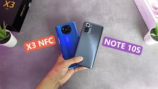 MENDING REDMI NOTE 10S ATAU POCO X3 NFC?   SIAPA YANG TERBAIK DI KELAS MID-RANGE?