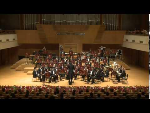 "DSWO Live! David Maslanka's ""Alex and the Phantom Band"" , Chinese Version."
