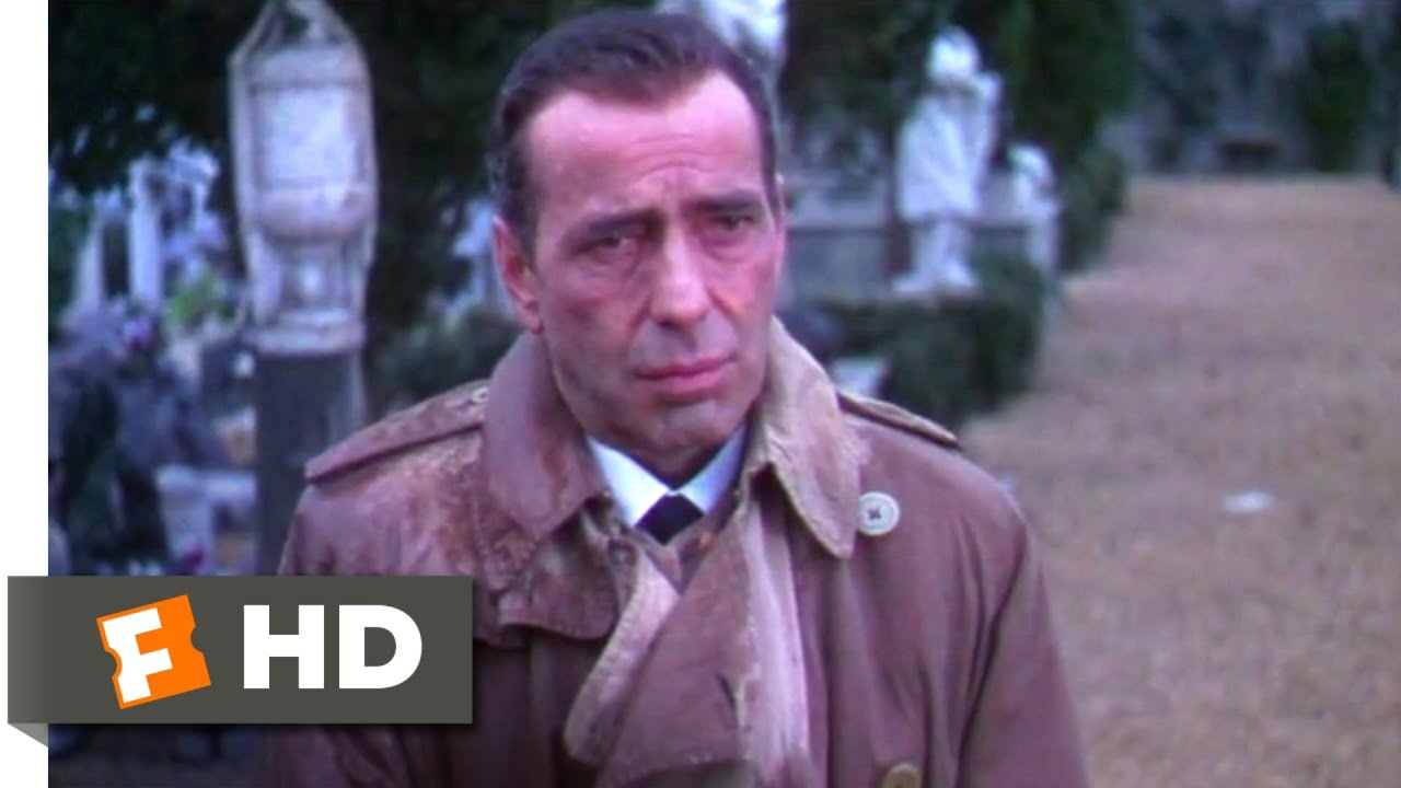Download The Barefoot Contessa (1954) - Funeral for an Actress Scene (1/12) | Movieclips