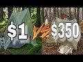 1 Tarp Shelter vs  350 Tarp Shelter