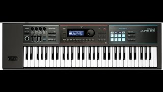 12 cool things Roland JUNO -DS