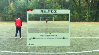FIFA 17 SKILL GAMES in REAL LIFE