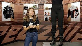 Black, US Size 14 Oxford Super Womens Riding Protective Leggings