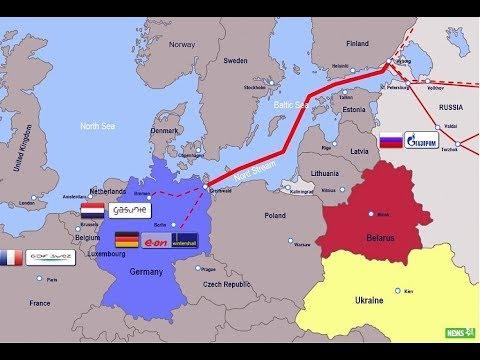Новости МИРА. «Северный поток-2» назвали смертью Украины.