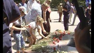 22 июня жители города почтили память погибших в годы Великой Отечественной войны