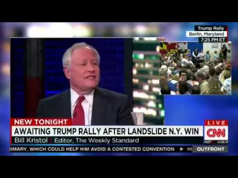 CNN: Bill Kristol says Pat Toomey should say who he supports of President