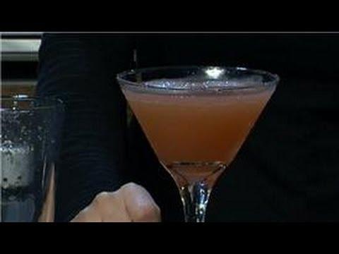 Martinis : Champagne Wedding Punch Recipe