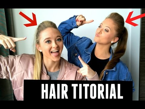 QUIFF/ Poof hairstyle TUTORIAL!!