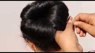 Wedding hair style simple