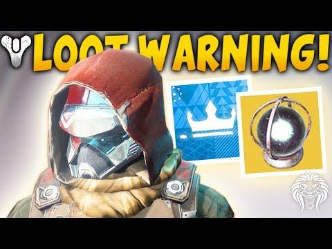 Destiny 2: NEW QUEST WARNING & RADIANT TRADE! Impossible Secret, Bungie React & Locked Progress thumbnail