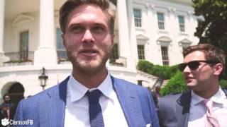 Clemson Football || National Champions Visit the White House