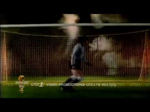 FIFA WORLD CUP 1990 IDENT + THEME remasted HQ 1