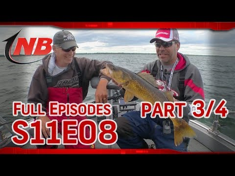 (Part 3/4) Shivering for Walleyes in Escanaba