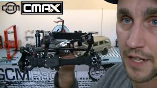 TM8 Axle Steering Link Setup for CMAX thumbnail