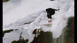 Прыжок из самолета (Отрывок из фильма Три икса)
