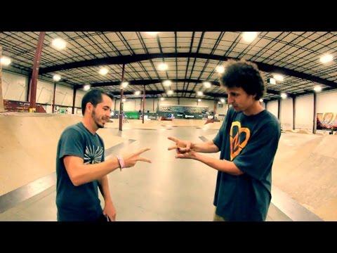 BRETT NOVAK VS  JONNY GIGER | ANYTHING ON FLATGROUND COUNTS