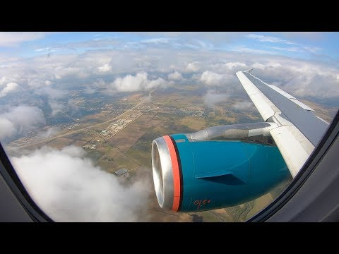 Full Flight – American Airlines – Airbus A319-132 – TUL-DFW – N838AW – IFS Ep. 257