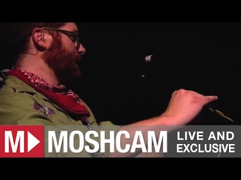 The Decemberists - Shankill Butchers | Live in Sydney | Moshcam